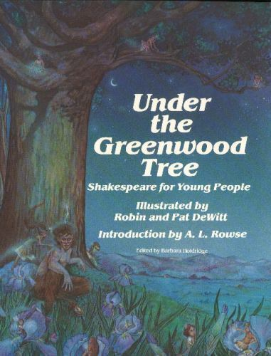 Under the Greenwood Tree, Paperback by Bloom, Claire, Brand New, Free shippin...