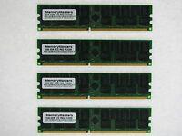 8gb (4x2gb) Ddr Memory Ram Pc3200 Ecc Reg Dimm 184-pin
