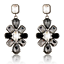 Elegant-Women-Rhinestone-Resin-Flower-Ear-Stud-Eardrop-Dangle-Earring-Jewelry thumbnail 5
