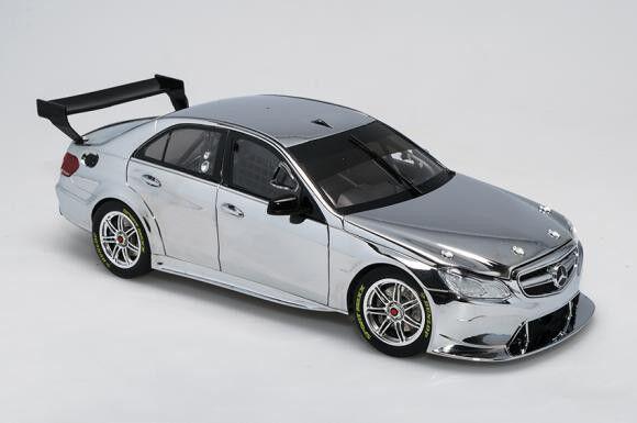 1 18 Biante-Mercedes-Benz E63 AMG Llano cuerpo prossootipo-Cromo le