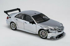 1:18 Biante - Mercedes-Benz E63 AMG Plain Body Prototype - Chrome LE