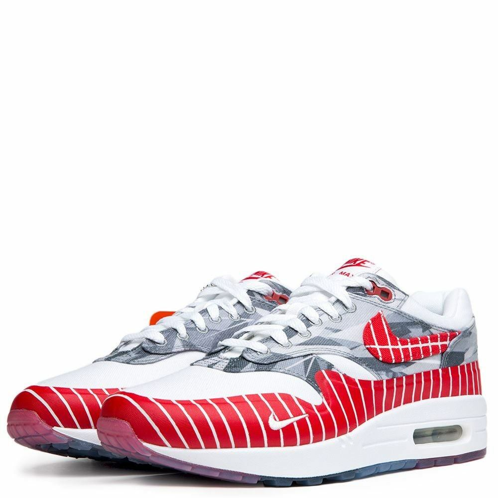 New 100% Authentic Nike Air Max 1 LHM Unisex shoes (AH7740-100) Men's Size (6)