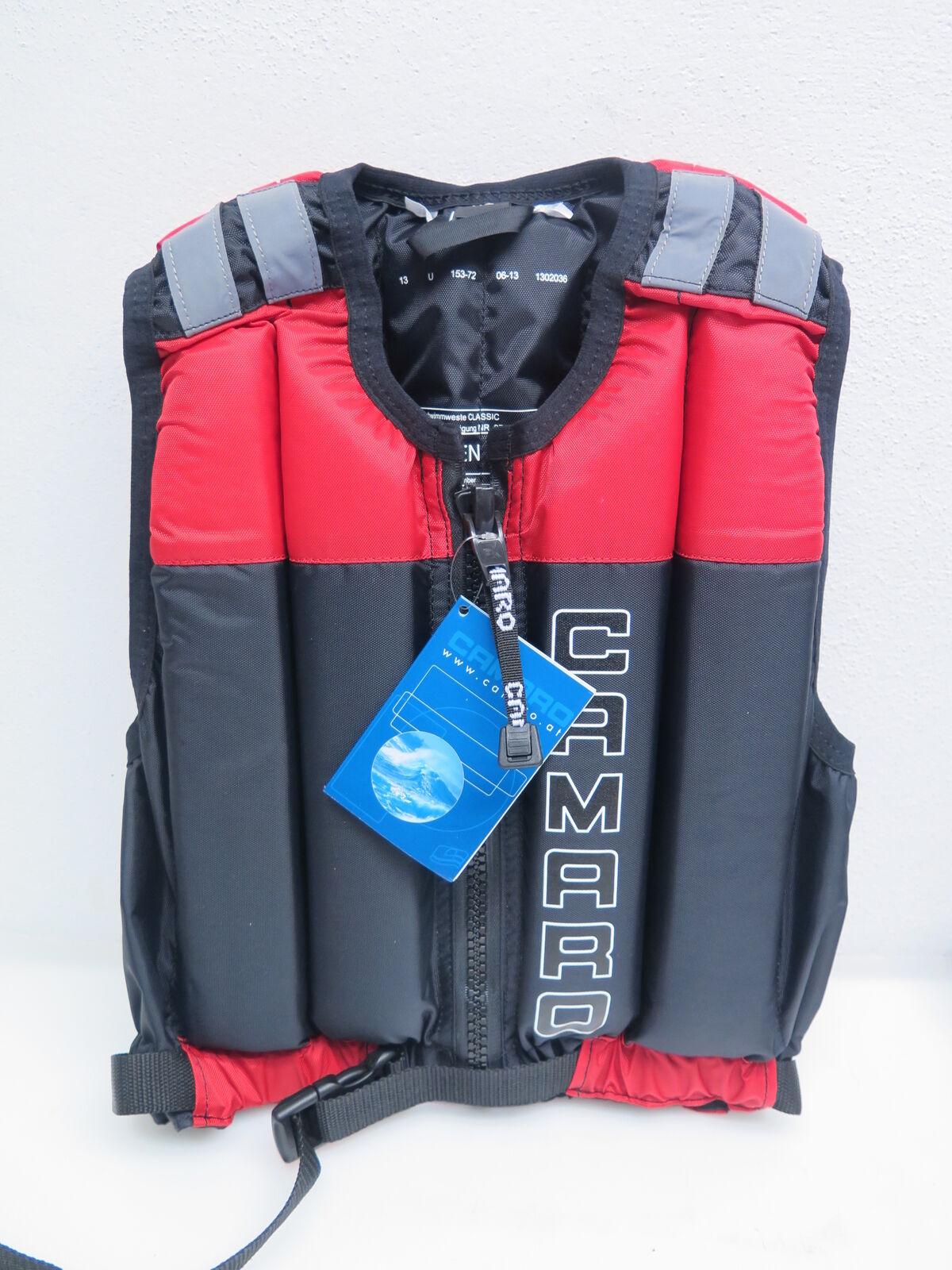 Camaro - Life Saver Classic Unisex Gr. 46 XS Schwimmweste Rettungsweste