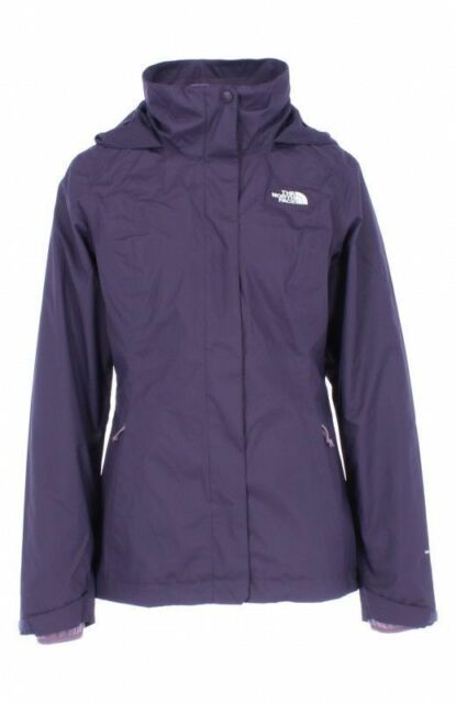 c1f4b4b60 The North Face Women's Evolve II 3 in 1 Triclimate Jacket 100 Authentic  Dark Eggplant Purple L