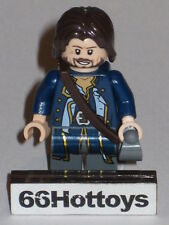 LEGO Pirates of the Caribbean 4183 Admiral Norrington Mini Figure NEW