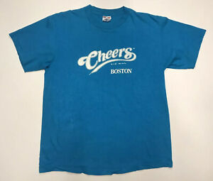NORM PETERSON CHEERS T-SHIRT Classic Sitcom Boston Bar George Wendt Frasier TV