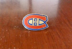 NHL-Hockey-Montreal-Canadiens-Metal-Lapel-Pin-Team-Logo