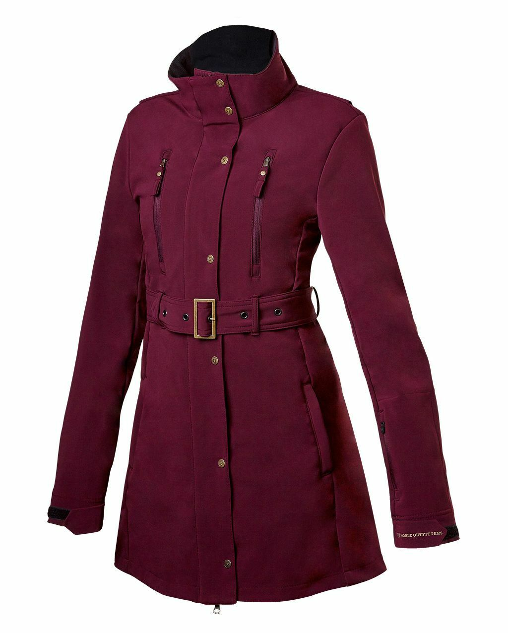 New Noble Outfitters Legacy Coat- Wine - Various Größes