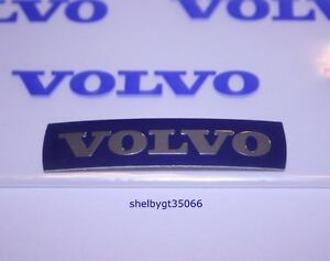 online store f9caa 29a54 Image is loading VOLVO-Steering-Wheel-Airbag-Emblem-Badge-Genuine-Volvo-
