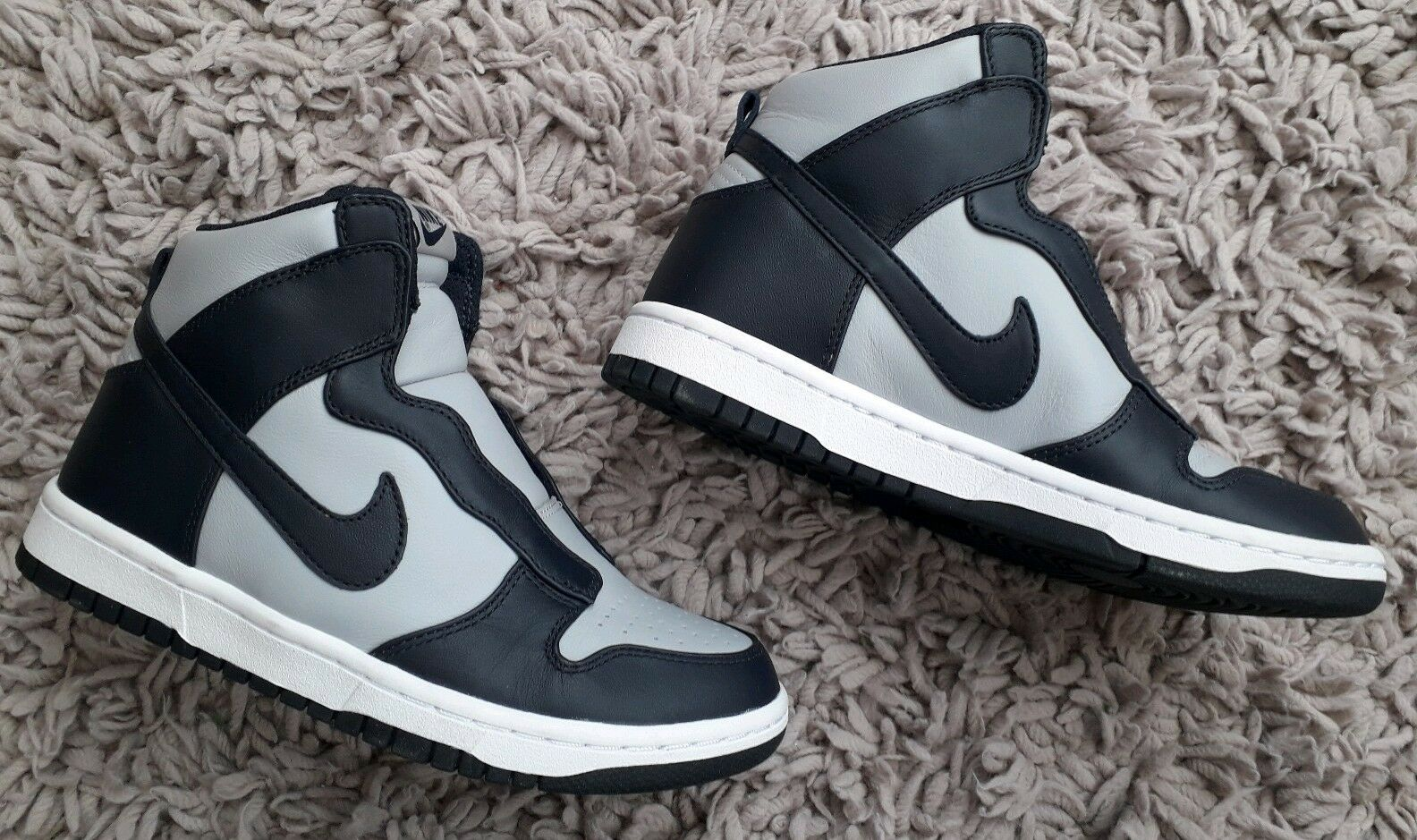 Nike Dunk LUX SACAI Da Donna Ragazze Ginnastica Misura MOCASSINI MOCASSINI MOCASSINI LACCI 6214e8