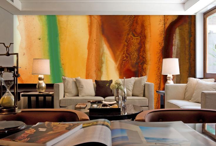 3D Farbgekritzel 467 Tapete Tapeten Mauer Foto Familie Tapete Wandgemälde DE