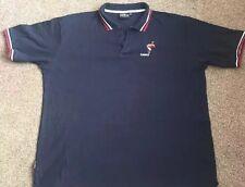 Guinness Polo Shirt, Black, Size XXL 2XL 100% Cotton Toucan Cotton Traders