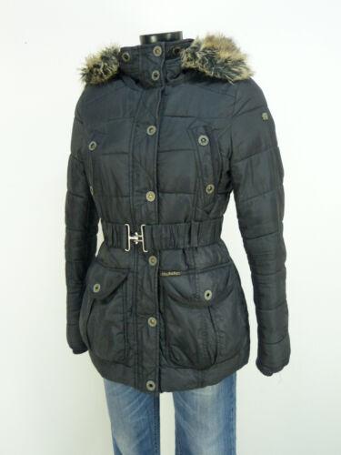 Dreimaster Fur 3300 Hooded And Gr Black O Jacket S RqwRxPr