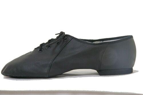 Tan SO405, 405 Black Bloch Jazz Soft /'S0405/' Split Sole Jazz Shoe