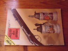 $$$ Revue Gazette des armes N°115 Mauser mod 1871Krag-JorgensenMalacca