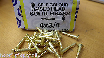 "4BA x 3//16/"" SOLID BRASS SLOTTED COUNTERSUNK HEAD BA MACHINE SCREWS MODEL STEAM"