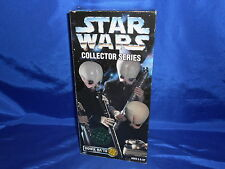 "Star Wars Collector's Series Doikk Na'ts Cantina Band 12"" Fig Sealed Kenner 1997"