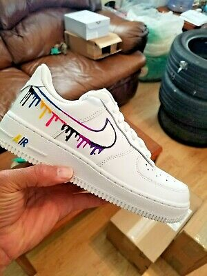 Drip Collective Cooloutsessions Nike Air Force 1 Custom