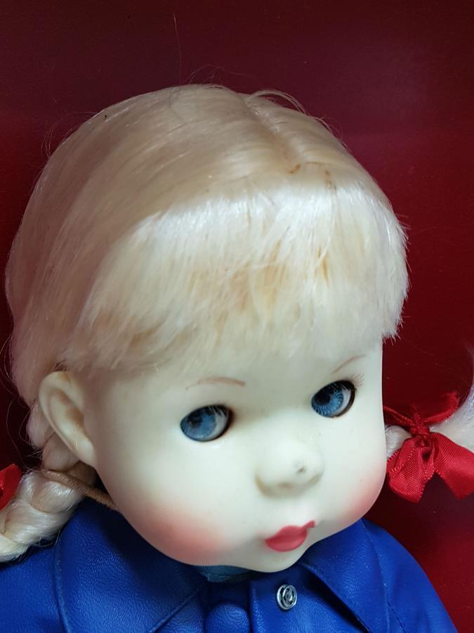 Bambola pia italocremona 1960 1960 1960 45 cm.confezione originale mai usata vintage b7ce76