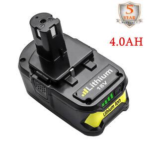 18-V-4-0AH-pour-Ryobi-One-Plus-P108-Batterie-au-lithium-P104-P105-P102-P103-P107-MP