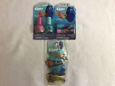Disney Pixar Finding Dory Girls Gift Pack 2 Lip Gloss 2 Nail Polish 4 Hair Clips