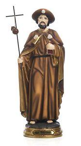 Statua-San-Giacomo-Apostolo-Santiago-de-Compostela-h-12-3-art-religiosi-Paben