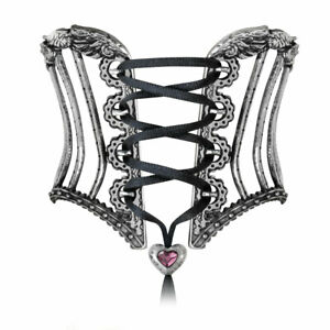 Tightlace-Corset-Bangle-Alchemy-Gothic-Burlesque-Jewellery-A112