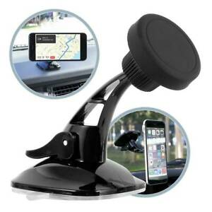 Universal-Suction-Phone-Holder-in-Car-Dashboard-Windscreen-Mount-Magnetic-Plate