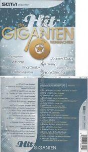 Hit Giganten Weihnachten.Details Zu Cd Various Die Hit Giganten Weihnachten Doppel Cd