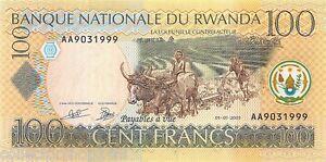 Rwanda-100-Francs-2003-Unc-pn-29a