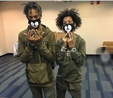 Ayo and Teo Face Mask Panda Bape Mask Bear Mouth for sale