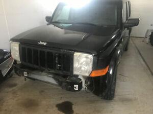 2006 Jeep Commander Suv Handyman Special