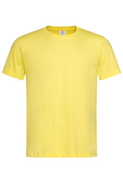 Hanes Comfortsoft ARMY KHAKI GREEN Organic Cotton Tee T-Shirt Tshirt S-XXXL