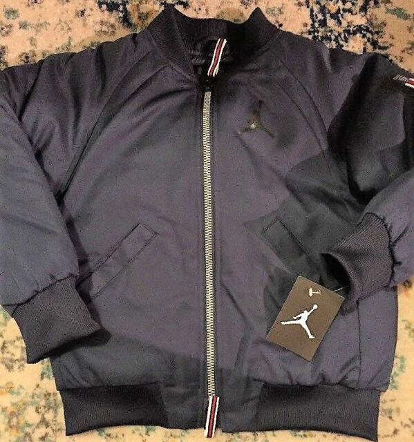 bd7b89dcd Nike Jordan Jumpman Big Boys Grade School Bomber Jacket 954369 Large ...