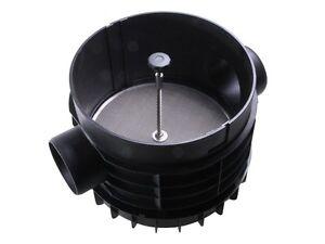 Intewa PLURAFIT Filter mit Filtersieb, Tankeinbau, Regenwasserfil<wbr/>ter