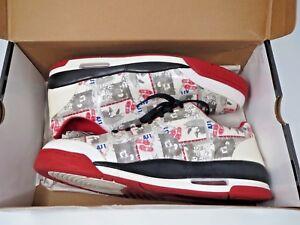 pretty nice 1822d e3912 Image is loading Nike-Air-Jordan-Jordan-23-Classic-White-Red-