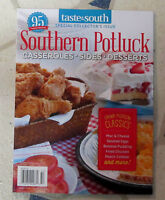 Taste Of South Southern Potluck Special Edit 95 Recipes Classics Banana Pudding