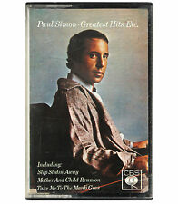Paul Simon - Greatest Hits, Etc -  Compilation Cassette - PLAY TESTED