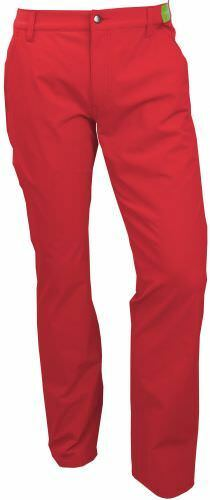 Alberto Trousers Pro-D - 3xdry Cooler, rouge
