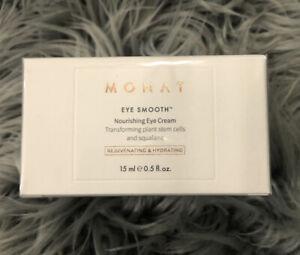 Monat Eye Smooth Nourishing Eye Cream 0 5 Oz Sealed Rejuvenating
