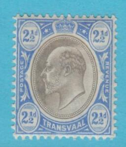 TRANSVAAL-255-MINT-HINGED-OG-NO-FAULTS-EXTRA-FINE