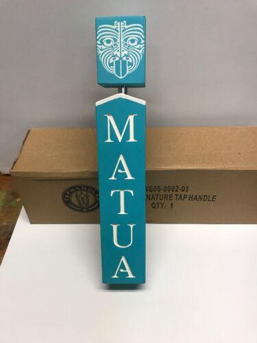 "Matua Signature Tap Handle Wine Collectible 10"" High NEW FREE SHIP"