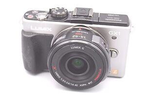 Panasonic-Lumix-DMC-GX1-16-0MP-Camera-W-Lumix-G-14-42mm-f-3-5-5-6-ASPH-Lens