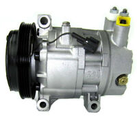 A/c Compressor With Clutch Calsonic Remanufactured Fits Nissan 350z 2003-2005 on sale