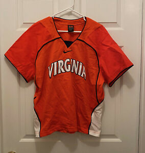 University of Virginia Cavaliers UVA Men's Lacrosse Team Issued Nike Jersey XL