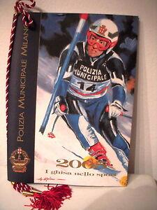 Calendario Hockey Milano.Dettagli Su Calendario Polizia Municipale Milano Anno 2005 Ghisa