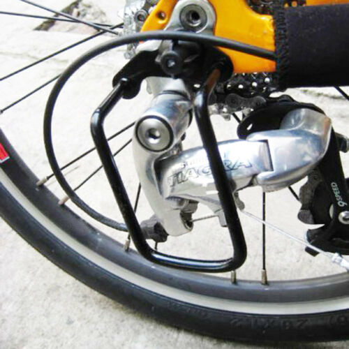 MTB Road Bike Mountain Bike Bicycle Rear Derailleur Chain Gear Guard Protector