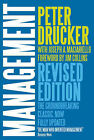 Management by Peter Drucker (Hardback, 2009)