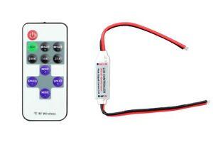 Controller dimmer con telecomando per illuminazione led striscia