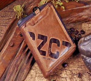 New Men/'s Bifold Leather Wallet ID Credit Card Holder Billfold Purse Clutch